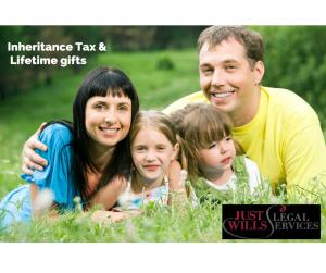 Inheritance Tax & Lifetime Gifts