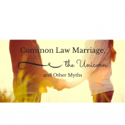 Common Law Marriage, the Unicorn and other myths