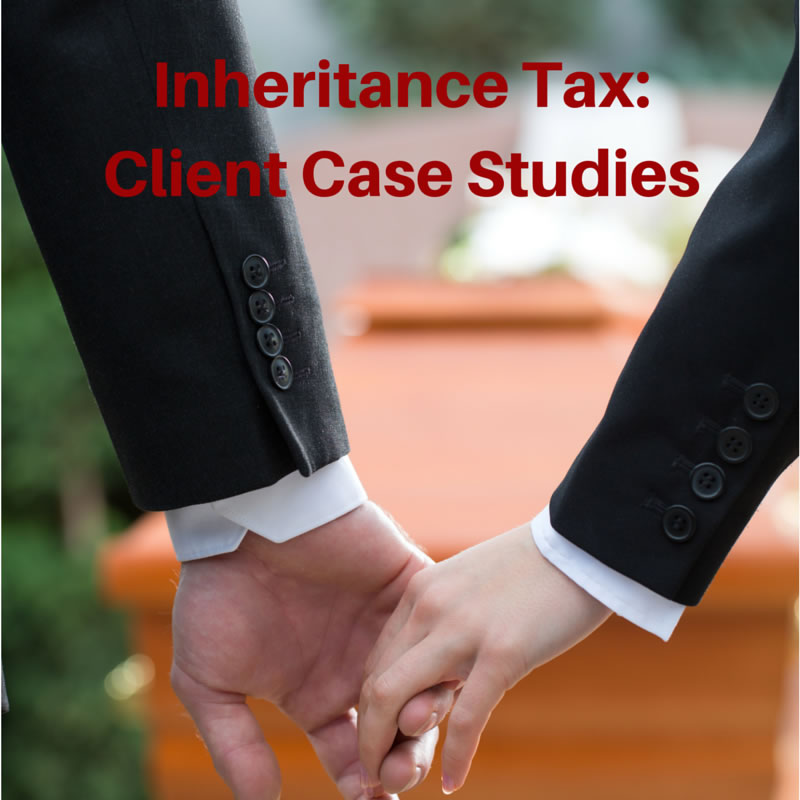 Inheritance Tax Case Studies
