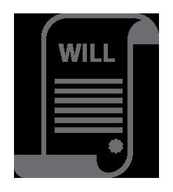 last will testament just wills legal services