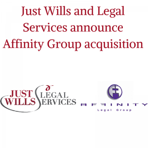 Affinity Legal acquisition announcement