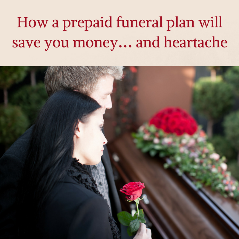 what is a prepaid funeral plan