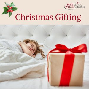 Lifetime Gifts at Christmas
