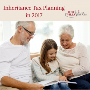 Inheritance Tax Planning in 2017