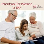 Inheritance Tax Planning in 2017