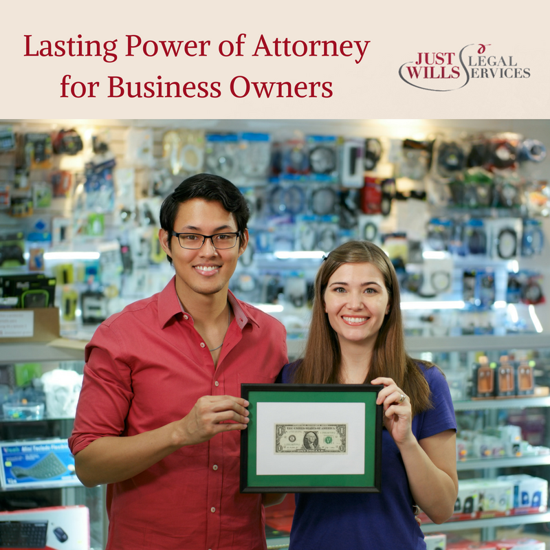 Company Lasting Power of Attorney