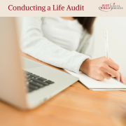 Conducting a Life Audit - How has your life changed in 5 years?