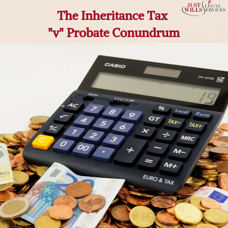 "The Inheritance Tax ""V"" Probate Conundrum"